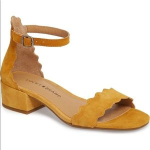 NEW IN BOX lucky brand Noreen sandal